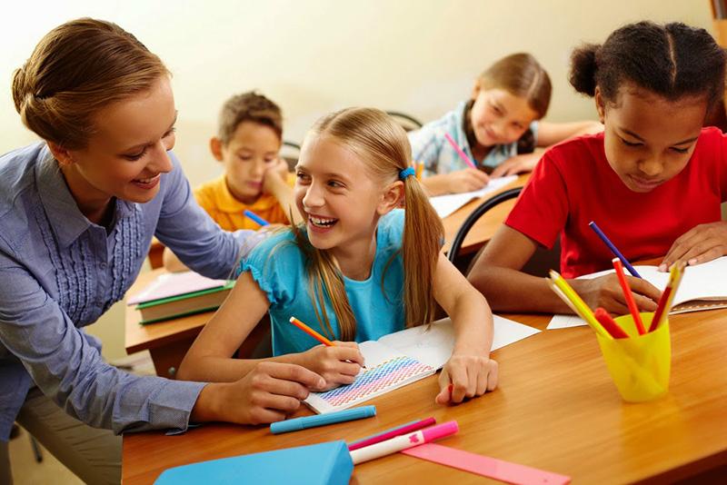 التعليم أساس كل تنمية حقيقية .