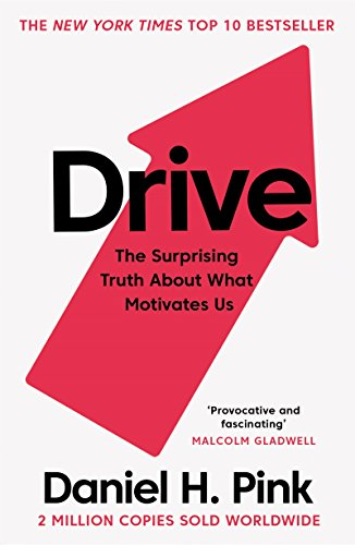 Drive: The Surprising Truth About What Motivates Us - Daniel H. Pin