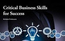 A recommended business book to read: Critical Business Skills for Success