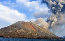 العلماء  الجيولوجيون  يكتشفون أكبر بركان تحت الماء.