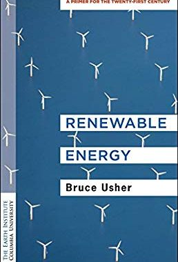 Renewable Energy: A Primer for the Twenty-First Century (Columbia University Earth Institute Sustainability Primers)