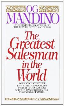 كتاب أعظم بائع في العالم The Greatest Salesman in the World.لـ أوج ماندينو
