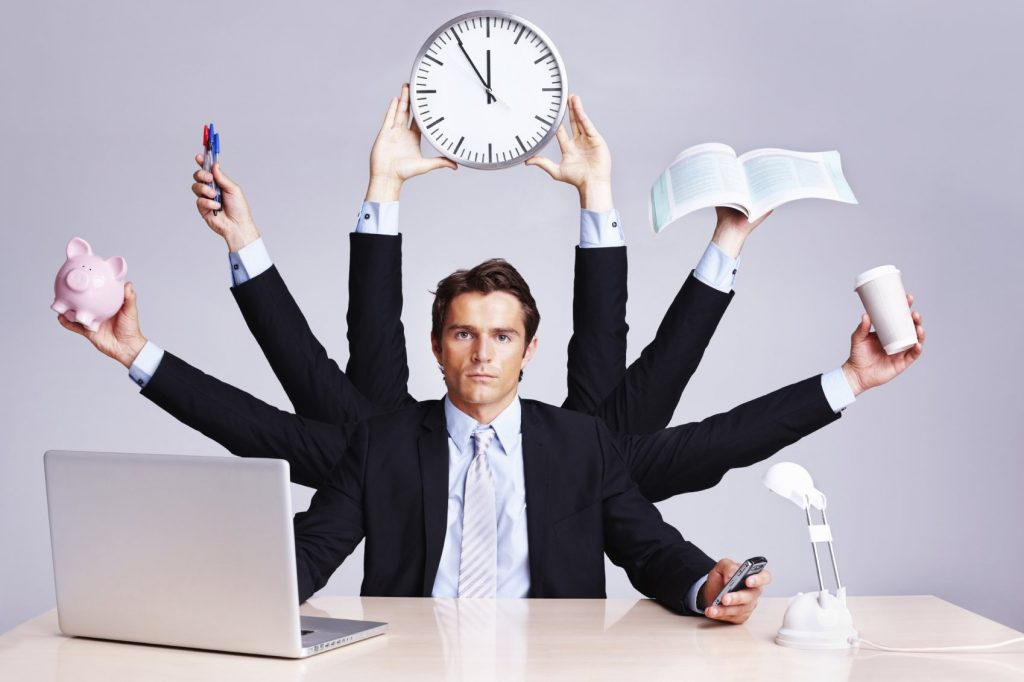 تحسين الإنتاجية الشخصية  للموظف- الأدوات.