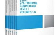 CFA Program Curriculum 2020 Level I Volumes 1-6 Box Set (CFA Curriculum 2020) 1st Edition