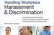 الدليل الأساسي للتعامل مع التحرش والتمييز في بيئة العمل.  ديبورا  انجلند .