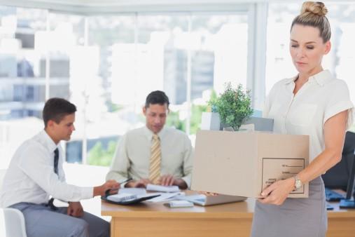 آثار التمييز بين الجنسين في مكان العمل.