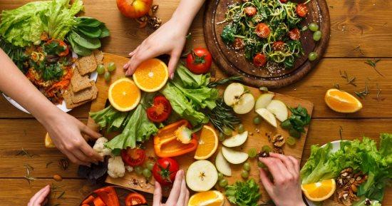 هل النباتيون أكثر صحة من ذوي أنظمة غذائية مختلفة؟