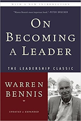A book to read: On Becoming a Leader 4th Edition - Warren G. Bennis