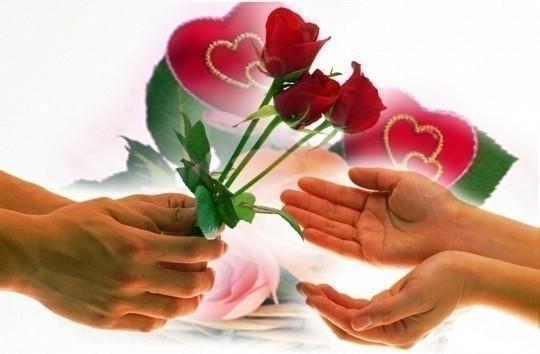 السر وراء الحب هو اللطف